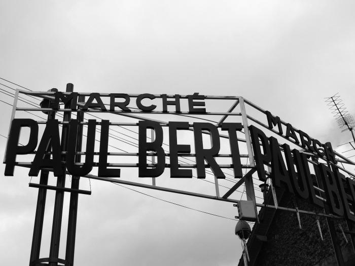 Instants volés au Marché PaulBert